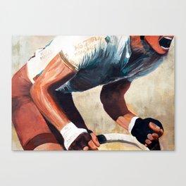 Nicolas Roche Canvas Print