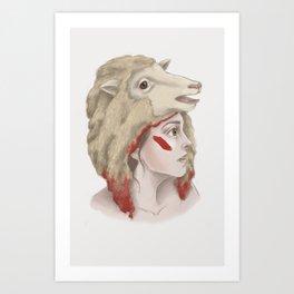 We Are Sheep Art Print