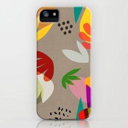 MATISSE CUTOUTS iPhone Case