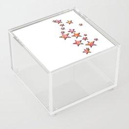 Star Jewels Acrylic Box