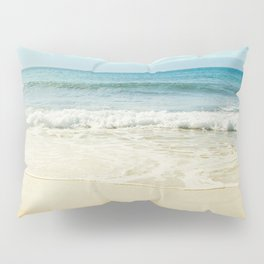 The Voices of the Sea Pillow Sham