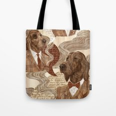 Repitition Tote Bag