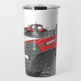 Case IH Tractor Travel Mug