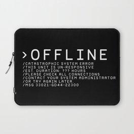 OFFLINE Laptop Sleeve