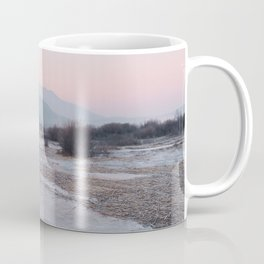 Frozen morning Coffee Mug