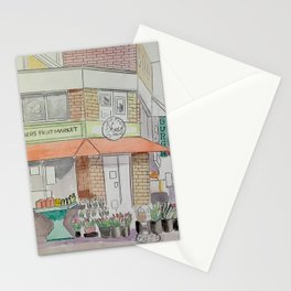 Pape & Bloor Toronto Stationery Cards