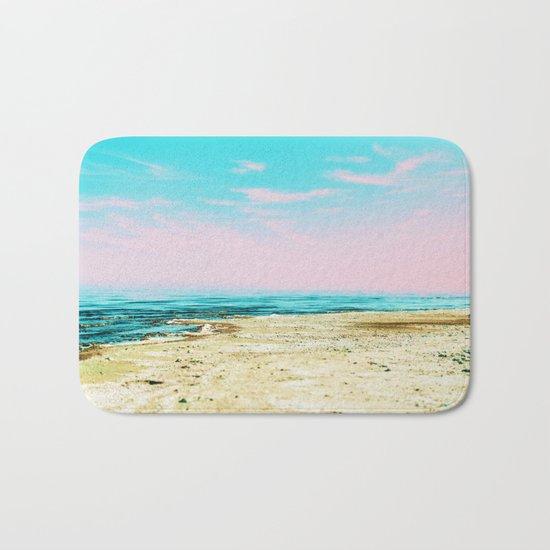 The Beach #society6 #decor #buyart Bath Mat