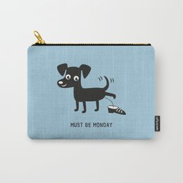 Must Be Monday, Dog Carry-All Pouch