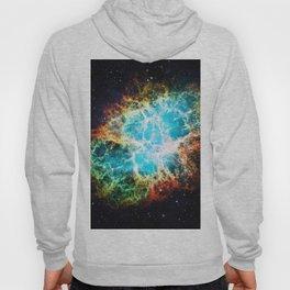 Crab Nebula Hoody