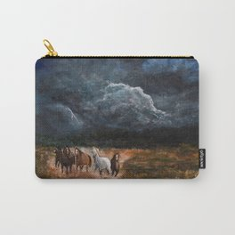 Lusitanian Wild Spirits Carry-All Pouch