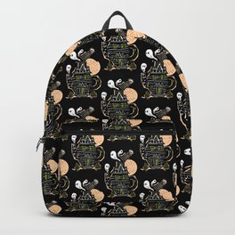 Haunted Tea House Backpack