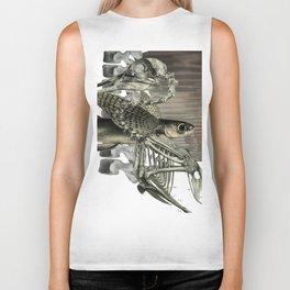 Wings & Spines Biker Tank