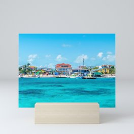 San Pedro Mini Art Print