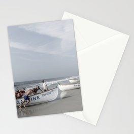 Beach Patrol, Jersey Shore Stationery Cards