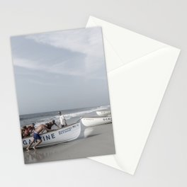 Beach Patrol, Jersey Shore Stationery Cards