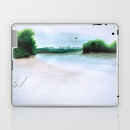 The Middl Grounds Laptop & iPad Skin