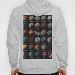 Exoplanets Hoody