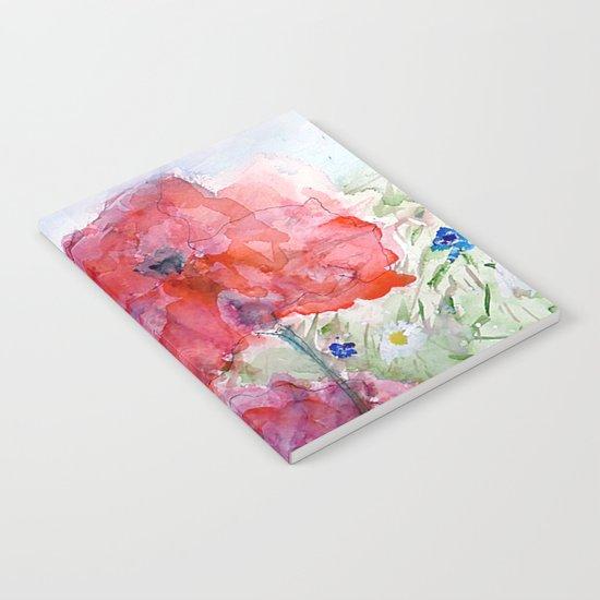 Painted Poppy by artdekay880