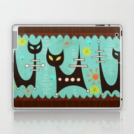 Atomic Cats Laptop & iPad Skin