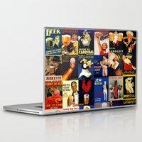 beer Laptop & iPad Skins featuring BEER by Adidit