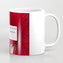 Heart Vs Environment Coffee Mug