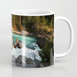 Natural Bridge Falls - Yoho, BC Coffee Mug