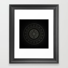 Inner Space 6 Framed Art Print