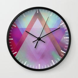 Transformation Wall Clock