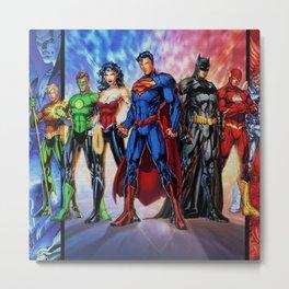 all factions hero Metal Print