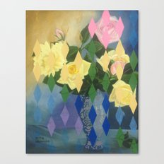 Edith Drummond Canvas Print