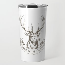 humble in the harvest Travel Mug