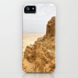 Masada iPhone Case