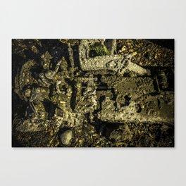 MA Motor-1 Canvas Print