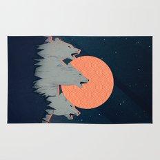 Howling Moon Rug