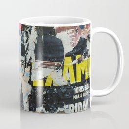 decollage Coffee Mug