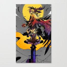 Haikyuu: Kageyama and Hinata Canvas Print