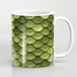 Mermaid Scales | Green with Envy Coffee Mug