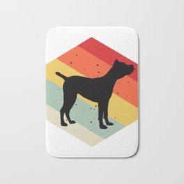 Cane Corso print For Dog Lovers Cute Dog Bath Mat