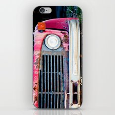 The Grill iPhone & iPod Skin