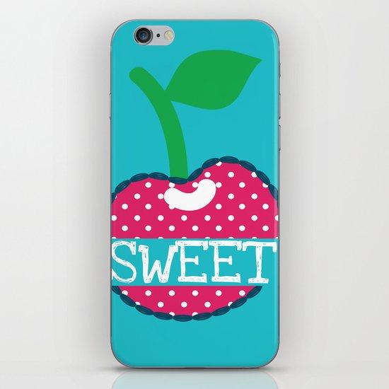 Sweet Cherry iPhone & iPod Skin