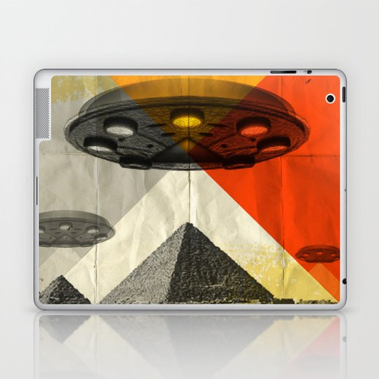 the return Laptop & iPad Skin