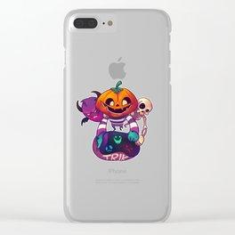Trik Clear iPhone Case