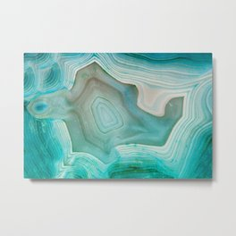 THE BEAUTY OF MINERALS 2 Metal Print