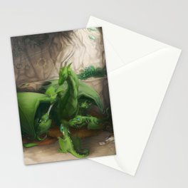 Preoccupied Progenitor Stationery Cards