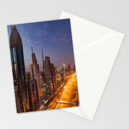 Dubai #society6 #decor #buyart Stationery Cards