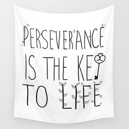 Perseverance Wall Tapestry