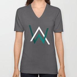 Alan Walker Unisex V-Neck