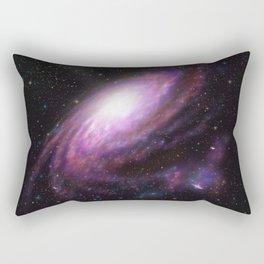 Rosea Galaxy Rectangular Pillow