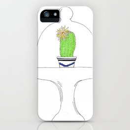 """Moxie""/ Parodia leninghausii iPhone Case"