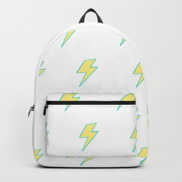 Bolt - Yellow Backpack